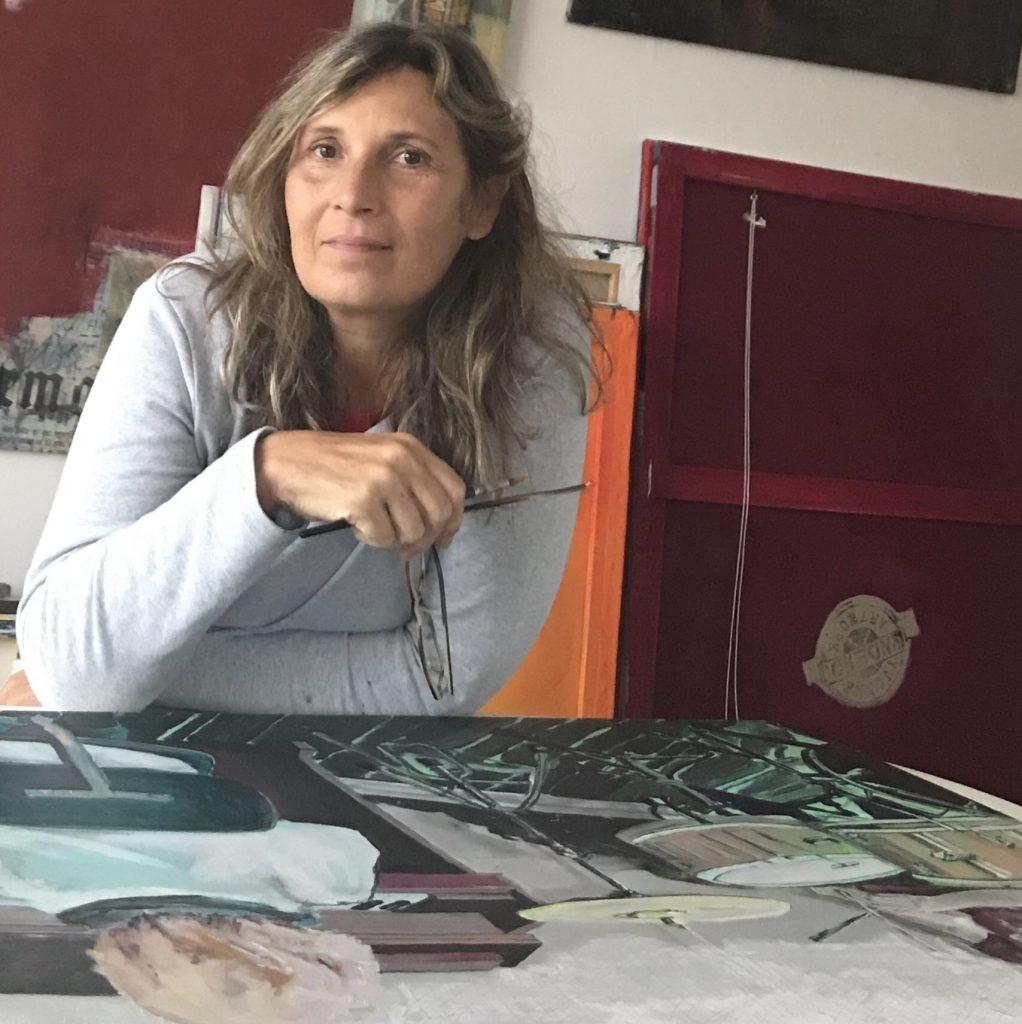 Yvonne Lundehøj udstiller i Galleri Blæst i Nordjylland
