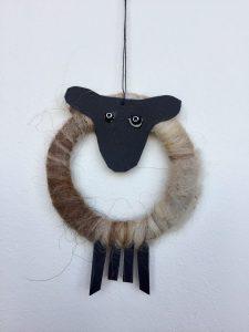 Får i færøsk uld