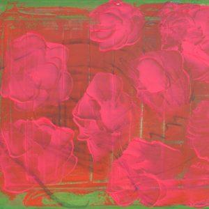 Blomster af Anne Vejen Hindkjær