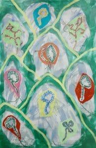Berit Førland maleri