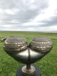 Skulptur galleri blæst