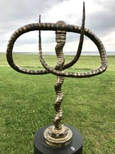 Ingolf Steffensen skulptur